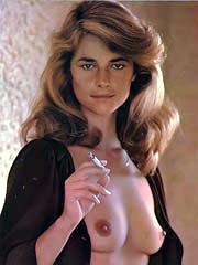 Charlotte Rampling naked poses for..