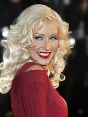 Celebrity Christina Aguilera sex photos.