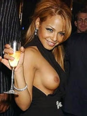 Celebrity Christina Milian naked pics,..