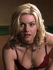 Elisha Cuthbert hot body in sexy red..
