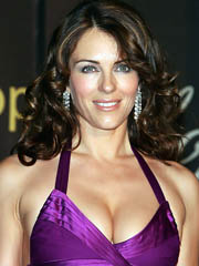 Celebrity Elizabeth Hurley sex photos.