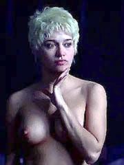 Celeb Emma De Caunes naked pics, oops!