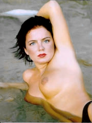 Beauty celebrity Geri Halliwell sex..