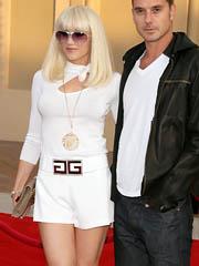 Beauty celebrity Gwen Stefani nude..