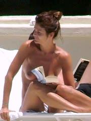 Celeb Helena Christensen naked pics,..