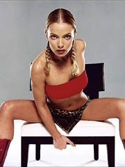 Jaime Pressly looks hot be beneficial..