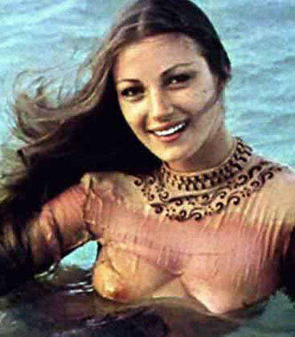 What words..., jane seymour breast idea simply
