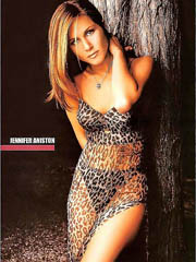 Jennifer Aniston topless mainly the beach