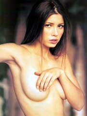 Beauty celebrity Jessica Biel nude..