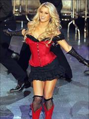 Celebrity Jessica Simpson sex photos.