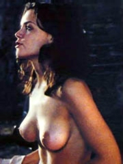 Katie Holmes topless in hot movie scene