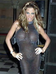Celeb Katie Price nude pictures.