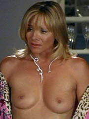 Kim Cattrall topless in some hot movie..