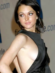 Celebrity Lindsay Lohan nude pictures.