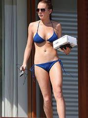 Lindsay Lohan slutty in fishnets added..