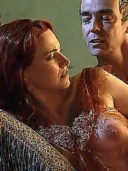 Celeb Lucy Lawless nude pictures.