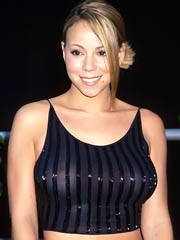 Celebrity Mariah Carey sex photos.