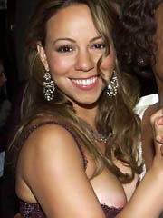 Beauty celebrity Mariah Carey nude..