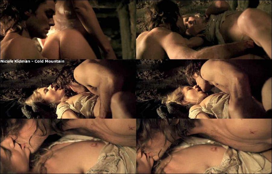 Секс сцены с николь кидман видео