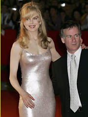 Celebrity Nicole Kidman carnal..