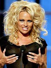 Celeb Pamela Anderson nude pictures.