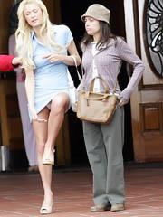 Beauty celebrity Paris Hilton naked..