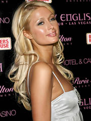 Shooting star Paris Hilton copulation..