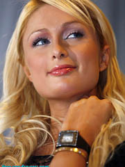 Celebrity Paris Hilton vacant pictures.