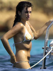 Celebrity Penelope Cruz sex photos.