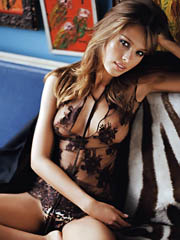 Beauty celebrity Petra Nemcova naked..