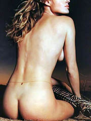 Celebrity Rebecca Romijn sex photos.