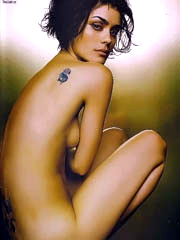 Celebrity Shannyn Sossamon nude pictures.