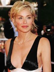 Celeb Sharon Stone nude pictures.