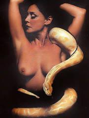 Celeb Sonia Braga naked pics, oops!