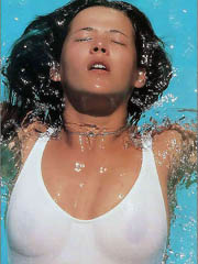 Celebrity Sophie Marceau nude pictures.
