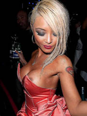Celebrity Tila Tequila naked pics, oops!