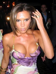 Beauty celebrity Victoria Beckham sex..