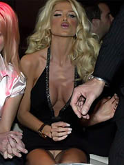 Beauty celebrity Victoria Silvstedt..