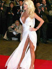 Beauty celebrity Victoria Silvstedt sex..