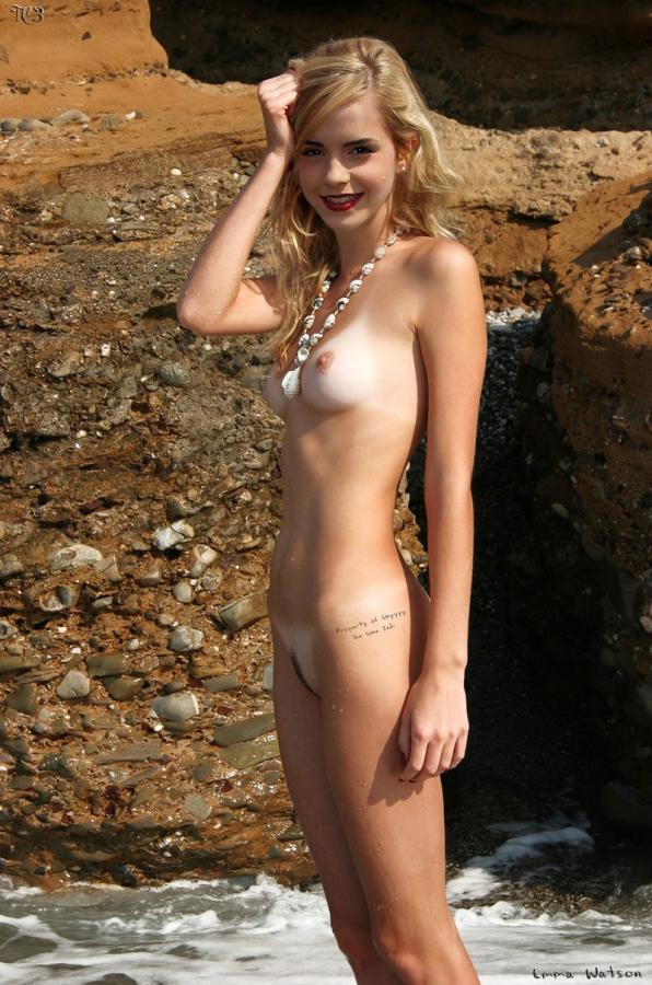 Emma watson фото голая