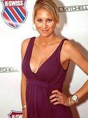 Anna Kournikova's sexy photoshoot