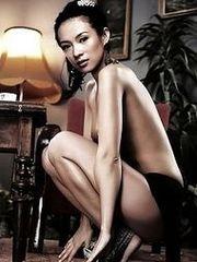 Zhang Zi Yi's fuck pics