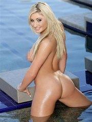 Brittany Retkofsky Busty British..