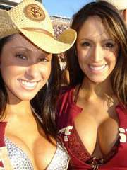 Jenn Sterger Is A Naked Dick Magnet