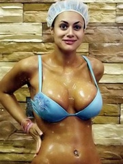 Cristina Del Basso From Big Brother..