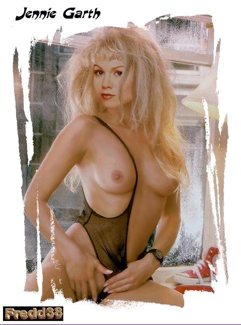 Фото голая дженни гарт