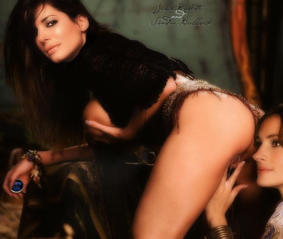 сандра буллок интим фото
