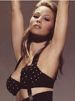 Shocking celebrity pics of Rachel Stevens