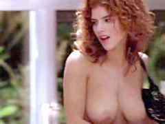 Nude celebrity Robin Sydney,  tempts..