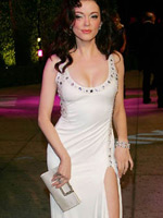 Hot photos of celebrity babe Rose Mcgowan